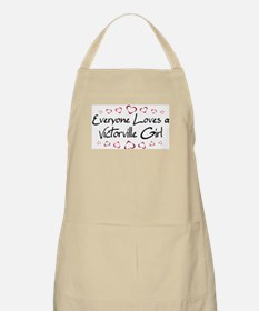 Victorville Girl BBQ Apron