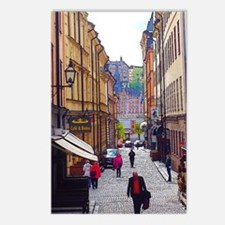 My Afternoon in Stockholm Postcards (Package of 8)