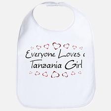 Tanzania Girl Bib