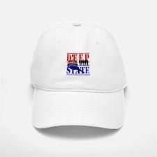 Deep State Baseball Baseball Cap