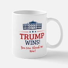 Trump Wins Mug