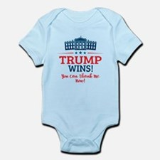 Trump Wins Infant Bodysuit