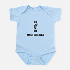 Amish Gone Wild Body Suit