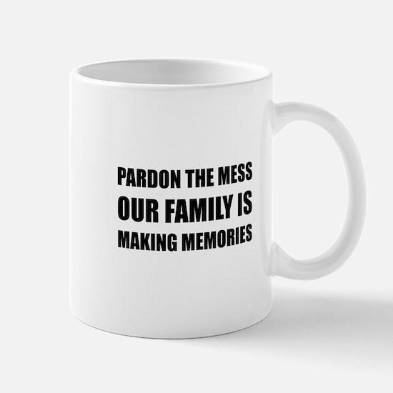 Family Making Memories Mugs