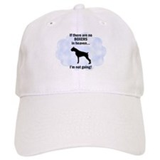 Boxers In Heaven Baseball Cap