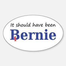 It should have been Bernie Decal