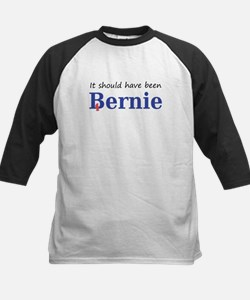 It should have been Bernie Baseball Jersey