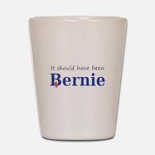 It should have been Bernie Shot Glass