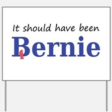 It should have been Bernie Yard Sign