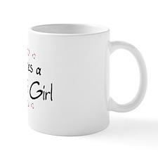 Santa Clarita Girl Mug
