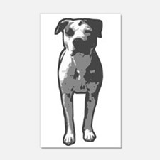 Pit Bull T-Bone Graphic Wall Decal