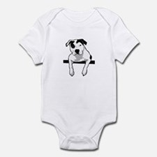 Pit Bull T-Bone Graphic Body Suit