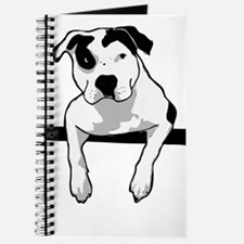 Pit Bull T-Bone Graphic Journal
