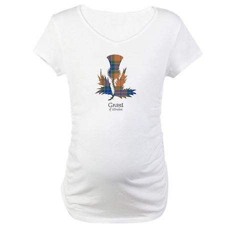 Thistle - Grant of Edinchat Maternity T-Shirt