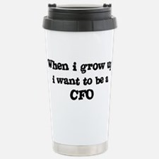 When i grow up i want database administra Travel Mug