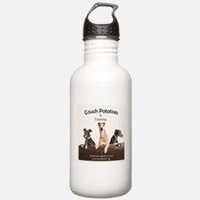 Couch Potatoes Water Bottle