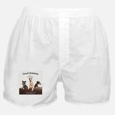 Couch Potatoes Boxer Shorts
