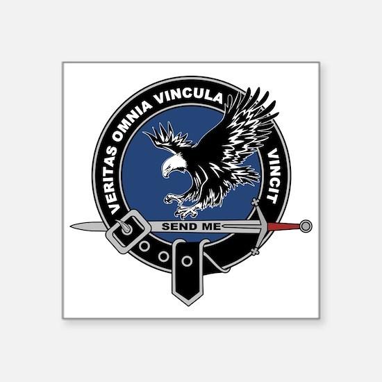 SAD Crest Sticker