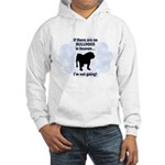 Bulldogs In Heaven Hooded Sweatshirt