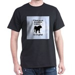 Bulldogs In Heaven Dark T-Shirt