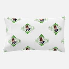 Pit Bull T-Bone Lucky Puppy 2009 Pillow Case