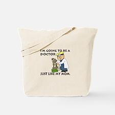 Future Doctor Mom Tote Bag