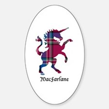 Unicorn - MacFarlane Decal