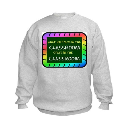CLASSROOM Kids Sweatshirt