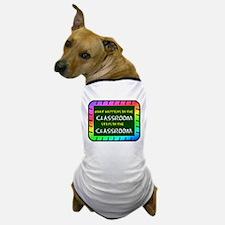CLASSROOM Dog T-Shirt