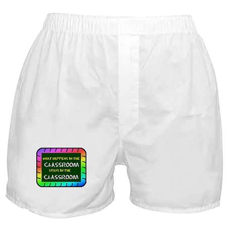 CLASSROOM Boxer Shorts