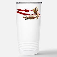 Cute Stock car Travel Mug