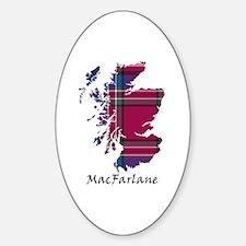 Map - MacFarlane Decal