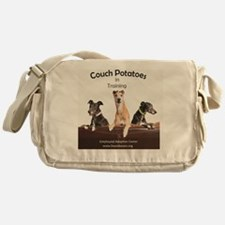 Cute Couches Messenger Bag