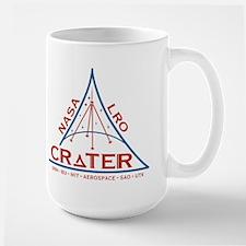 CRaTER Logo Large Mug