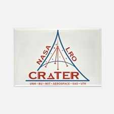 CRaTER Logo Rectangle Magnet