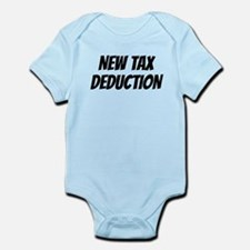 New Tax Deduction Body Suit