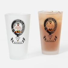 Badge - MacFarlane Drinking Glass