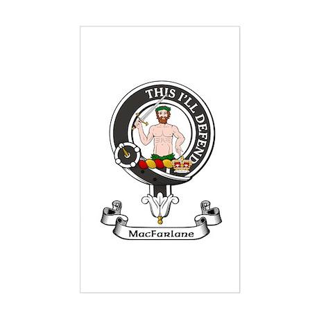 Badge - MacFarlane Sticker (Rectangle)