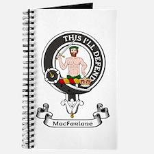 Badge - MacFarlane Journal