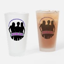 Funny The mentors Drinking Glass