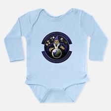 101st Info Ops. Long Sleeve Infant Bodysuit