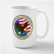 JFCCS Logo Large Mug
