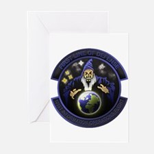 101st Info Ops. Greeting Cards (Pk of 10)