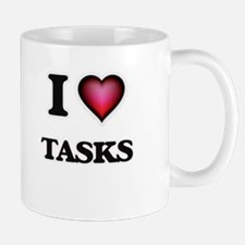 I love Tasks Mugs