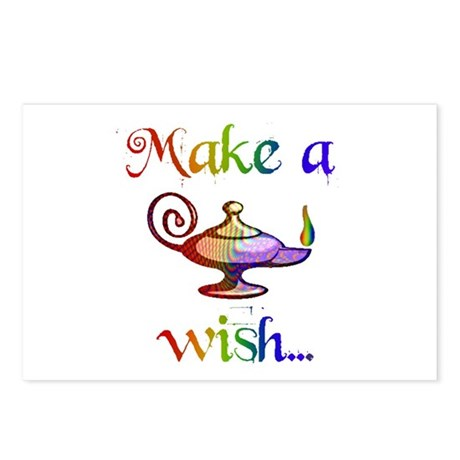 Make a Wish... Postcards (Package of 8)