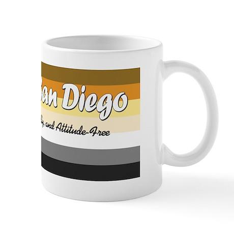 Bears San Diego Mug