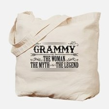 Grammy The Legend... Tote Bag