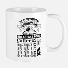 If it involves mountains... Mugs