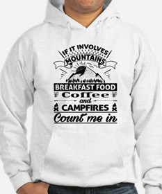 If it involves mountains... Jumper Hoody