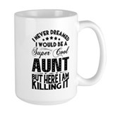 Aunt Large Mugs (15 oz)